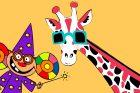 Za Ušounem přišla na návštěvu žirafa