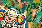 Ušoun se vydal do džungle
