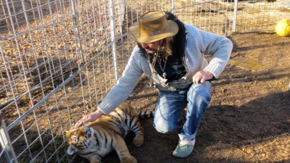 Jaromír Joo a jeho tygr