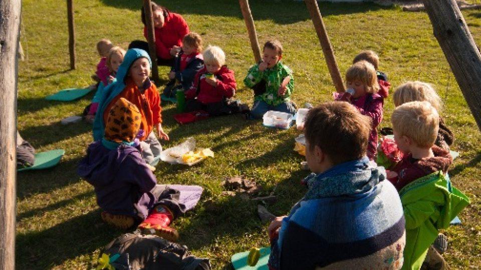 Lesní škola, Mokrovraty