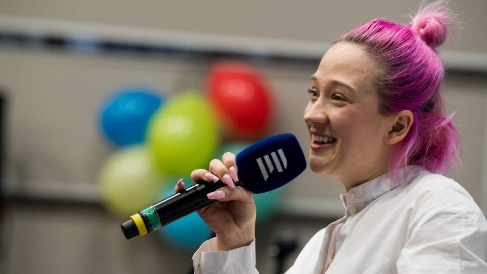 Vítězka Superstar Tereza Mašková