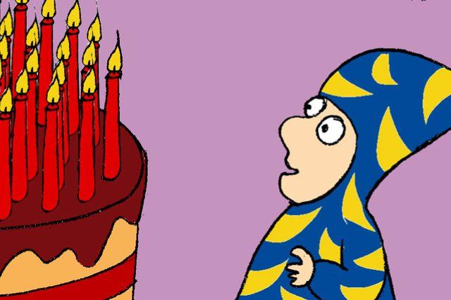 Hajaja má narozeniny