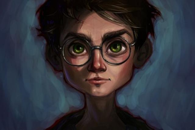 Loft Lafeyson: Harry Potter