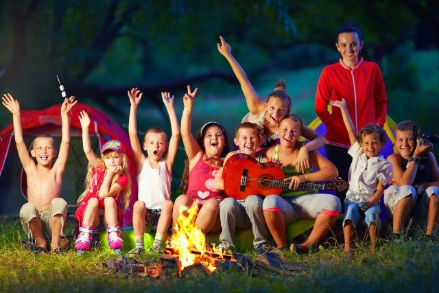 Máte rádi letní tábory?