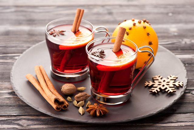 Zahřejte se lahodným čajem