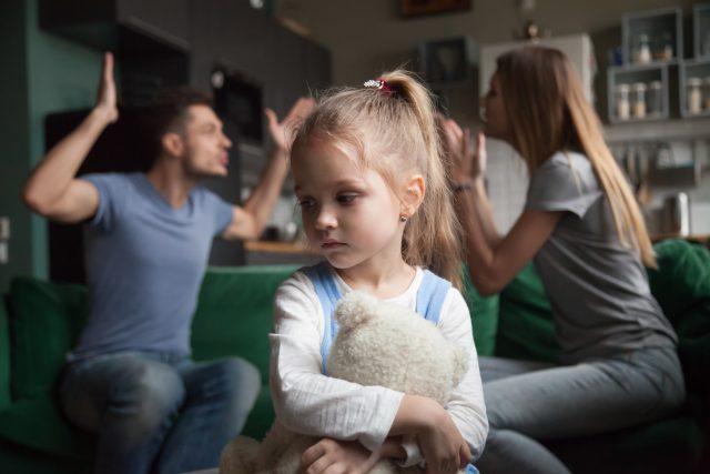 Co dělat, když se rodiče hádají?