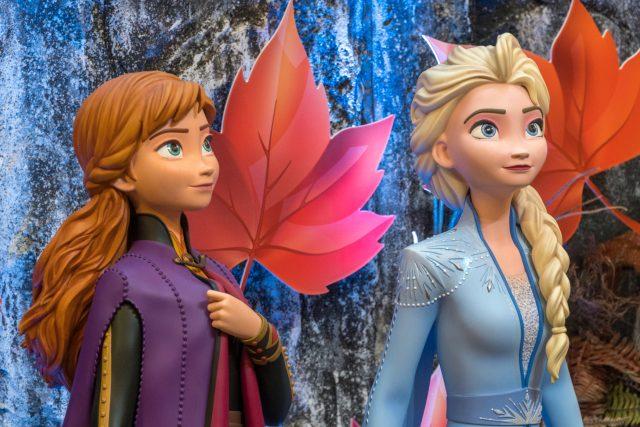 Annu a Elsu z Ledového království určitě znáte. Co ale další postavy? | foto: Faiz Zaki,  Shutterstock