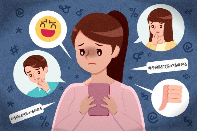Proti kyberšikaně je potřeba bojovat | foto: Shutterstock