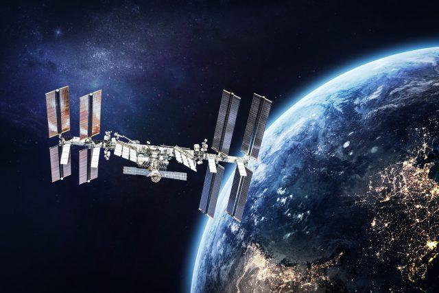 Mezinárodní vesmírná stanice ISS | foto: Shutterstock