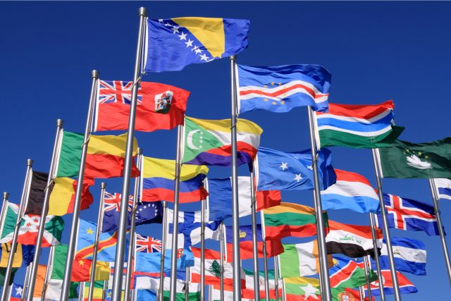 Kolik bodů nasbíráte ve velkém vlajkovém kvízu? | foto: Shutterstock