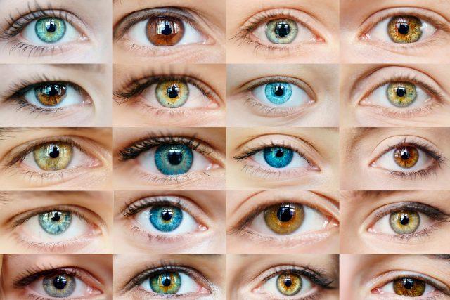 Která barva očí je nejvzácnější? | foto: Shutterstock