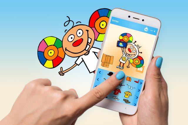 Ušoun se zabydlel v nové mobilní aplikaci Rádia Junior