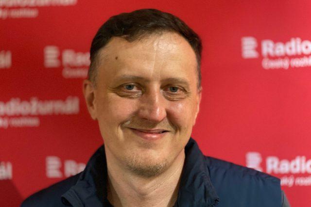 Šéfredaktor časopisu ABC Zdeněk Ležák