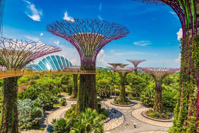 V Singapuru narazíte nejen na architektonické skvosty, ale i na pěkně tvrdé zákazy