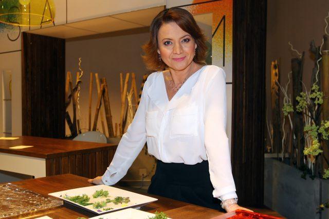 Moderátorka Jolana Voldánová