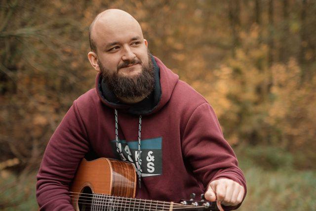 Písničkář Pokáč | foto: Štěpán Černý