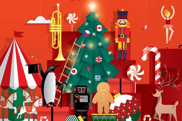 Zapojte se do soutěže Prapodivné Vánoce na Rádiu Junior