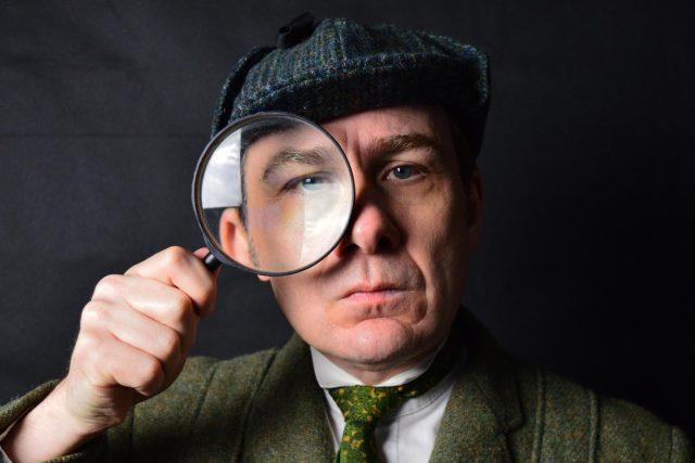 Jaký hudební nástroj ovládá Sherlock Holmes? | foto: Shutterstock