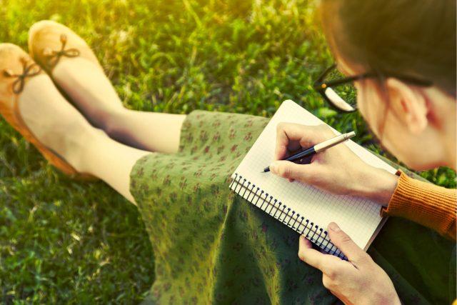 Co o vás řekne váš rukopis?   foto: Shutterstock