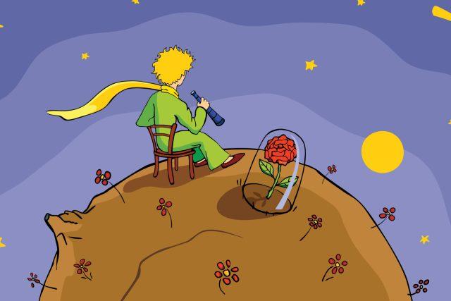 Víte, jak se jmenuje planetka malého prince?