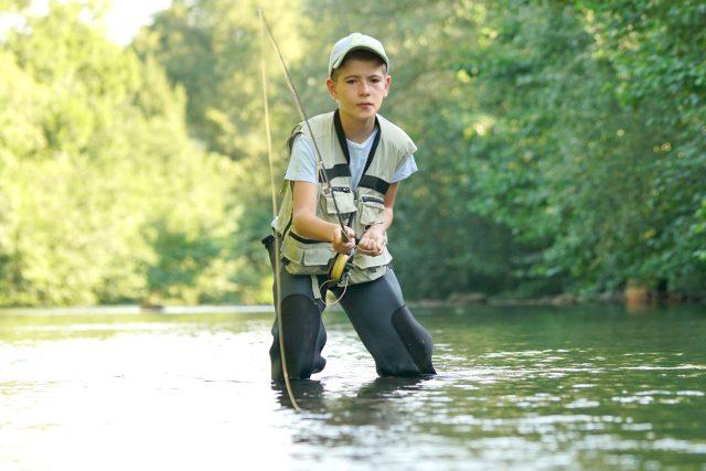 Hurá na ryby | foto: Shutterstock