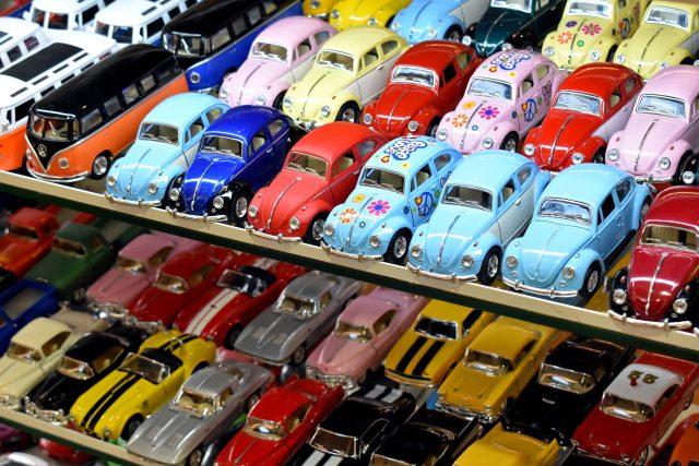 Taky sbíráte autíčka? Ilustrační foto | foto: Shutterstock
