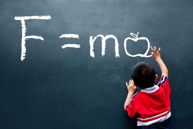 K čemu jsou dětem znalosti fyziky?   foto: Shutterstock