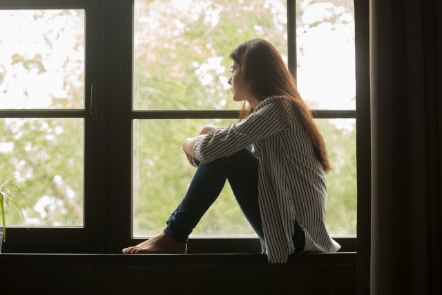 Je pro člověka přirozené,  aby byl sám? | foto: Shutterstock