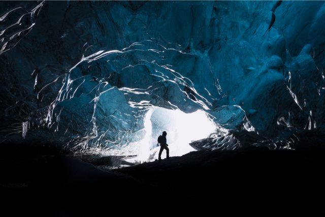 Jeskyně jsou tajemná místa