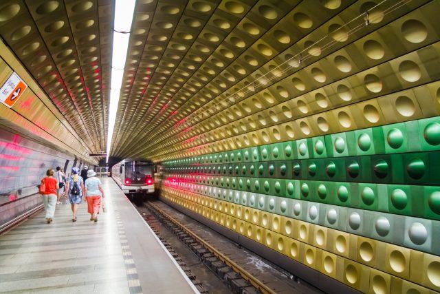Víte,  jakou rychlostí jezdí pražské metro? | foto: David David Pereiras,  Shutterstock