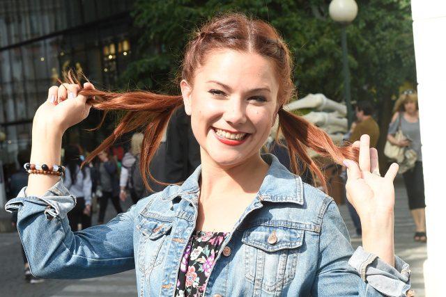 Herečka a zpěvačka Ivana Korolová   foto: Profimedia