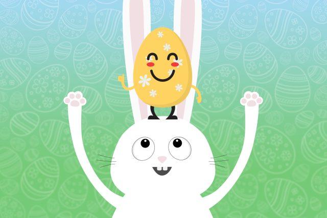Bláznivé Velikonoce na Rádiu Junior. Soutěžte o super ceny