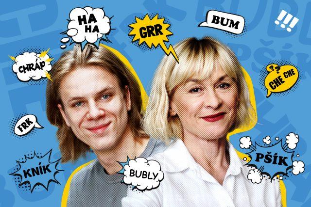 Poslouchejte Zdeňka Piškulu a Danu Batulkovou v Hajajovi živě   foto: Vladimír Staněk,  Elena Horálková