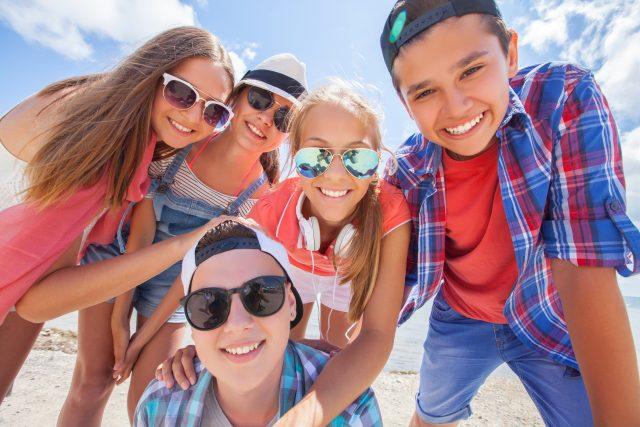 Těšíte se na prázdniny? | foto: Fotobanka Shutterstock