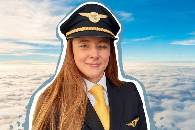 Judita Svobodová je jednou z mála pilotek velkých dopravních letadel u nás