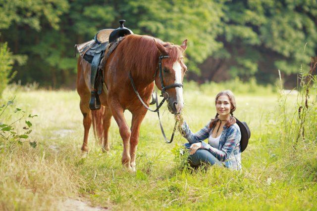 Lákají vás výlety na koni? Vyzkoušejte koňský tábor
