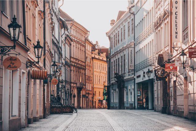 Celetná ulice v Praze vděčí za svůj název jednomu starému řemeslu