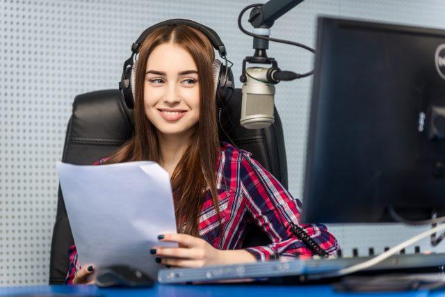 Láká vás práce v rádiu?