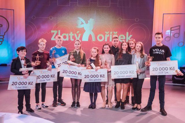 Vítězové Zlatého oříšku 2020