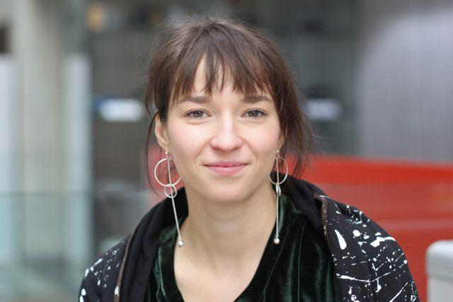 Berenika Kohoutová | foto: Elena Horálková,  Český rozhlas