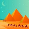 Vendova teta byla na dovolené v Egyptě